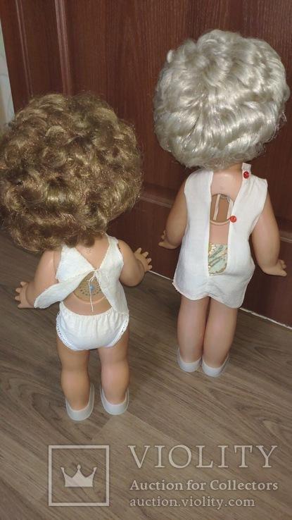 Кукла ссср 2 шт, фото №3