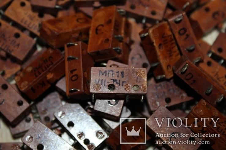 МП11 (микропереключатели - 83 шт.), Лот №190077, фото №2