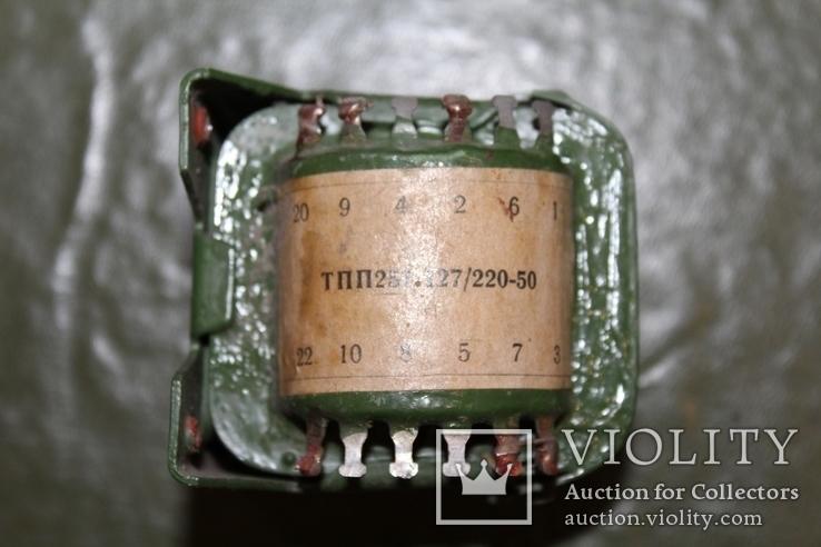 ТПП 251-127/220-50 (трансформатор), Лот №190287, фото №2
