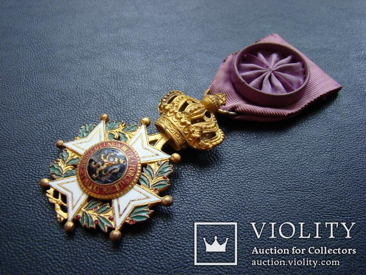 Бельгия - Орден Леопольда I