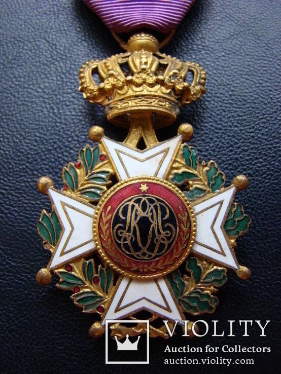 Бельгия - Орден Леопольда I, фото №12