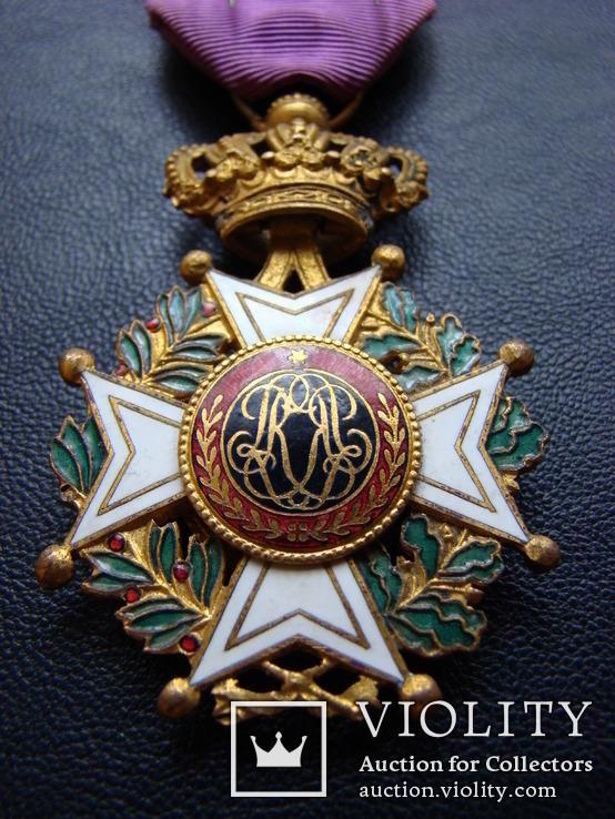 Бельгия - Орден Леопольда I, фото №13
