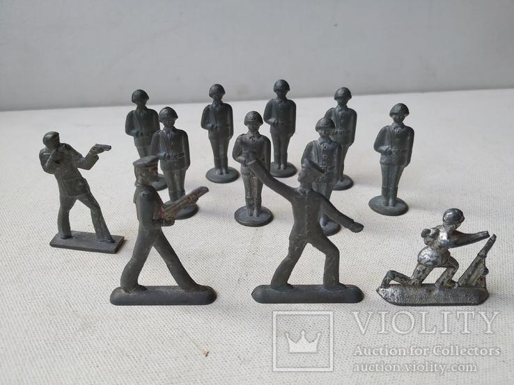 Солдатики оловянные СССР, фото №3