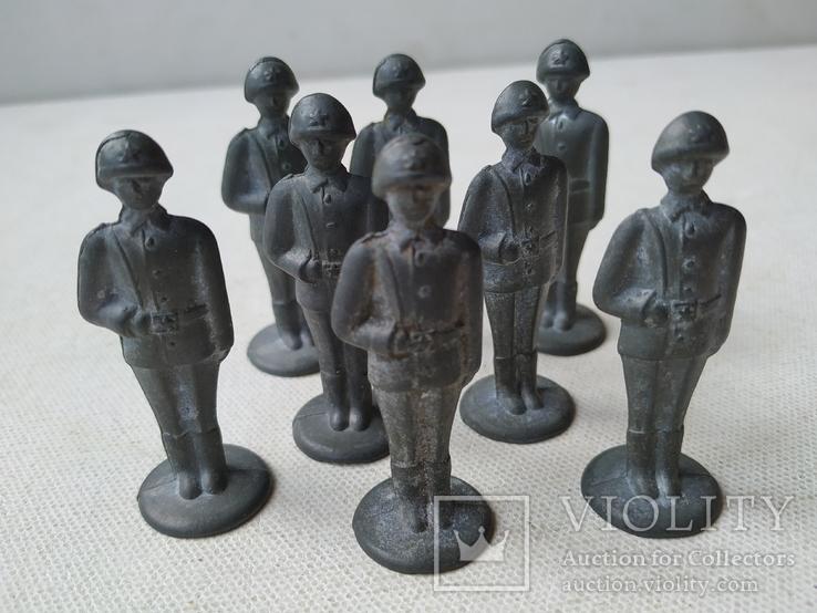 Солдатики оловянные СССР, фото №7