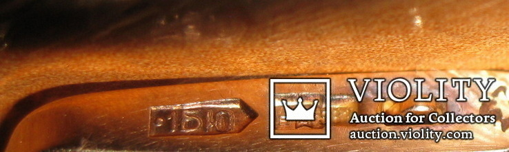 Золотые сережки СССР Звезда 583 проба, вес 6,02 грамм., фото №6