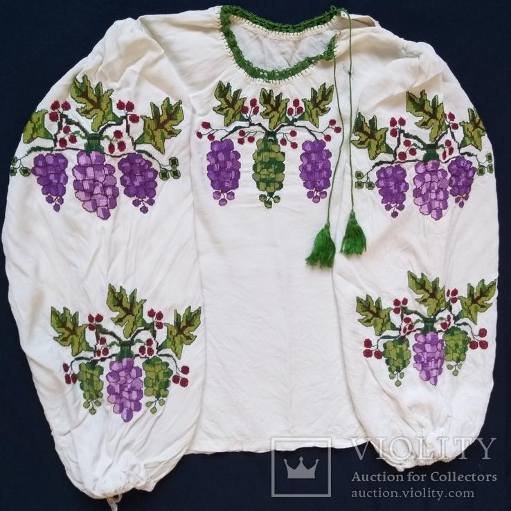 Сорочка Вишиванка Старовинна  Вишита сорочка Ручна робота