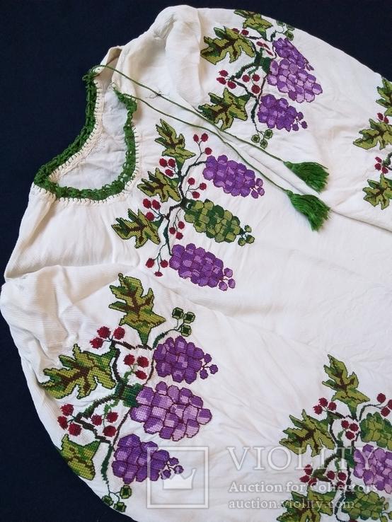 Сорочка Вишиванка Старовинна  Вишита сорочка Ручна робота, фото №3