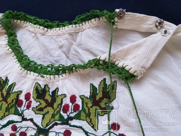 Сорочка Вишиванка Старовинна  Вишита сорочка Ручна робота, фото №7