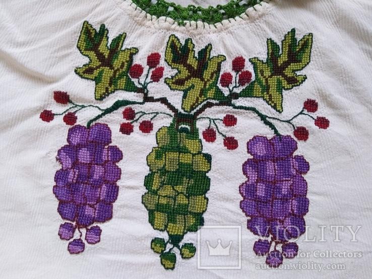 Сорочка Вишиванка Старовинна  Вишита сорочка Ручна робота, фото №9