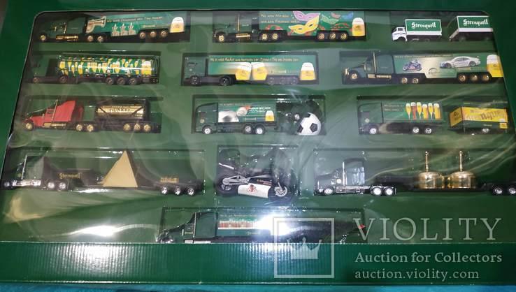 Большой набор Грузовиков из Германии с рекламой, фото №5