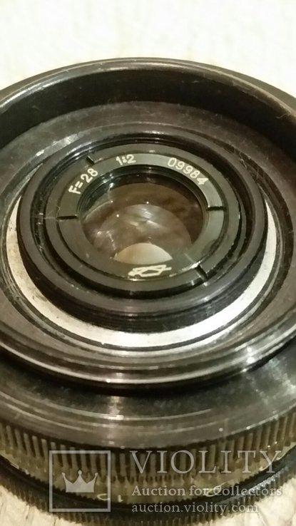 F 28 1:2 в корпусе от чайки, фото №2