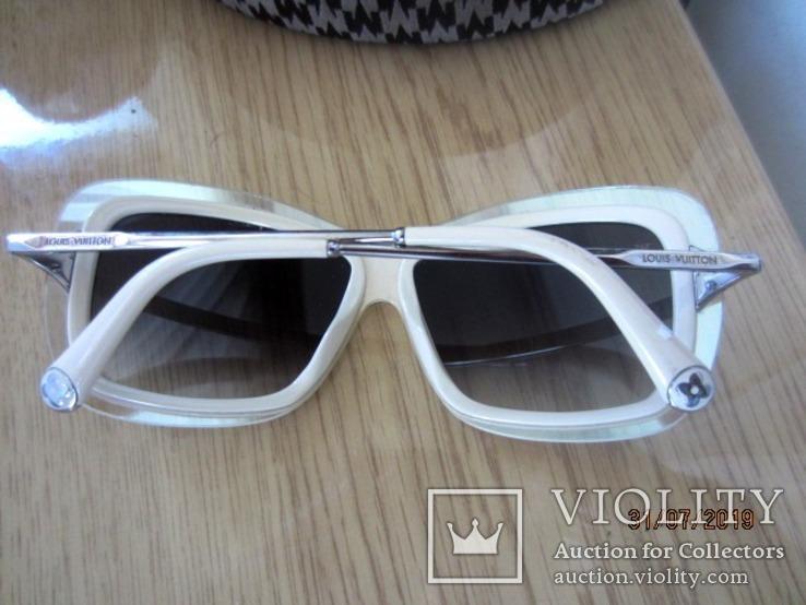 Chic Louis Vuitton  Cream Poppy Z0390w 1970гг, фото №4