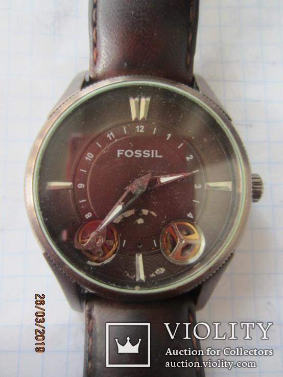 Fossil twist me-1035 automatic, фото №11