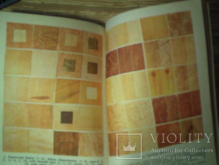 Коноваленко А.М. Мозаика из дерева., фото №7