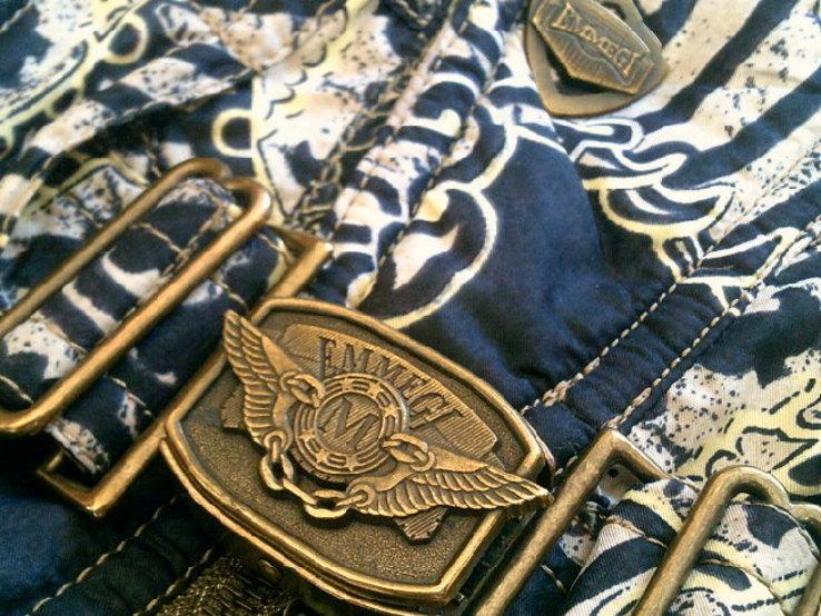 Emmegi - фирменная спорт куртка, фото №4