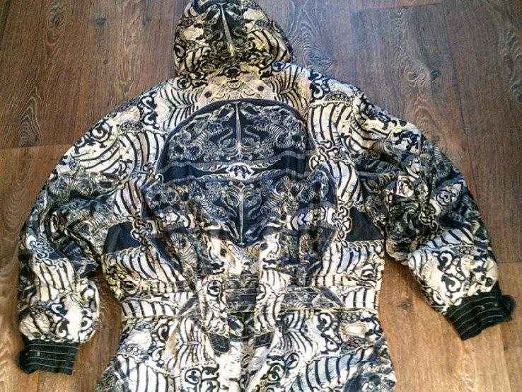 Emmegi - фирменная спорт куртка, фото №7