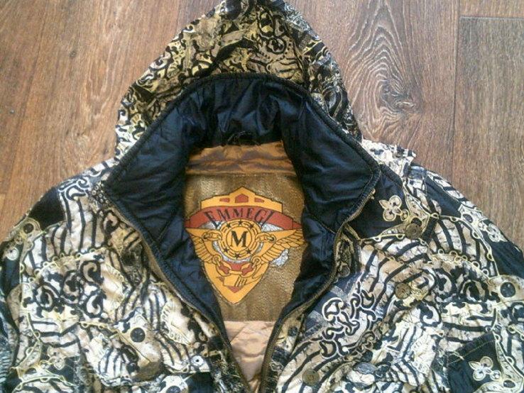 Emmegi - фирменная спорт куртка, фото №8
