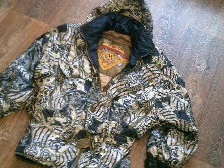 Emmegi - фирменная спорт куртка, фото №10