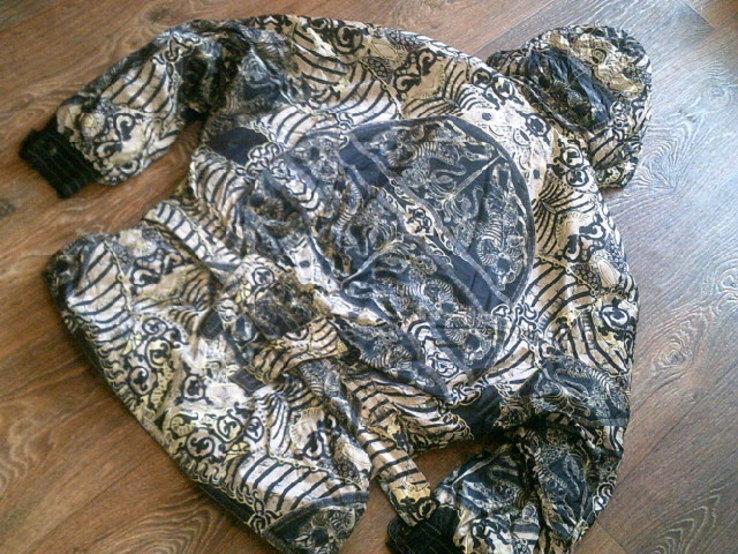 Emmegi - фирменная спорт куртка, фото №11