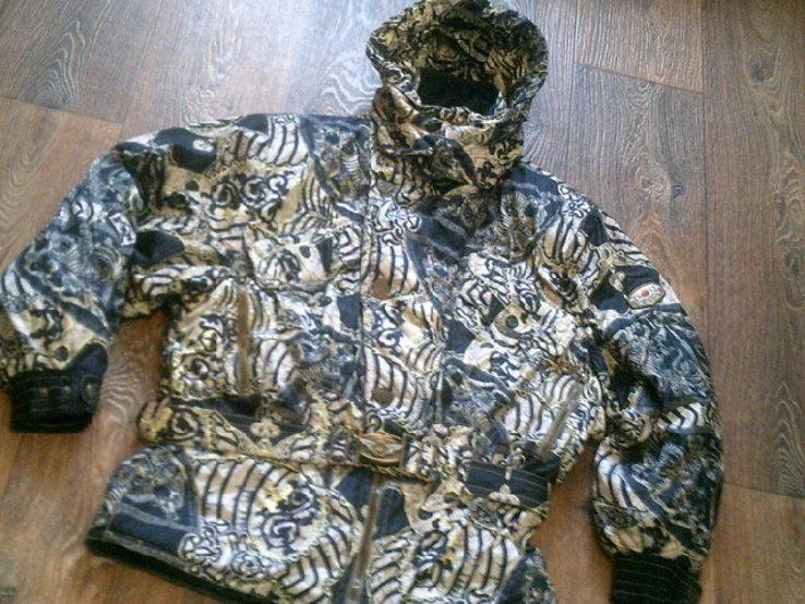 Emmegi - фирменная спорт куртка