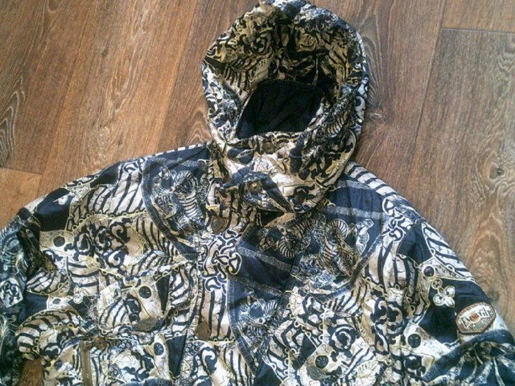 Emmegi - фирменная спорт куртка, фото №12