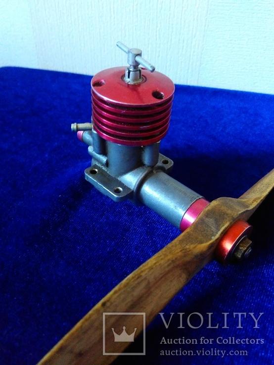 Микродвигатель МК-17 для авиамодели, фото №3