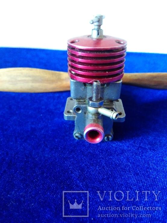 Микродвигатель МК-17 для авиамодели, фото №4