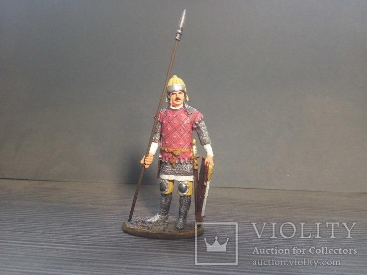 Del Prado Hungarian Cuman Light Cavalryman, c. 1375