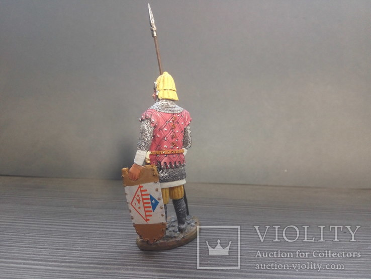 Del Prado Hungarian Cuman Light Cavalryman, c. 1375, фото №3