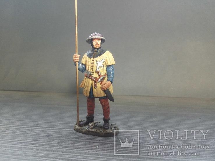 Del Prado Scottish Spearman Bannockburn 1314, фото №3