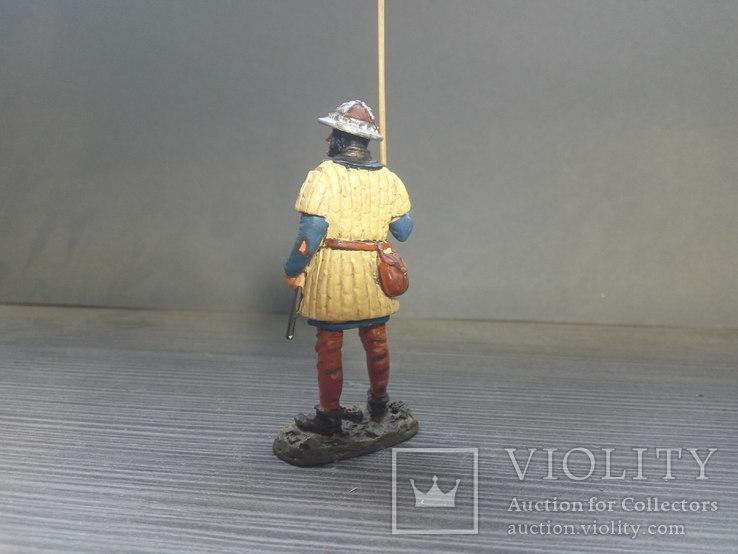 Del Prado Scottish Spearman Bannockburn 1314, фото №4
