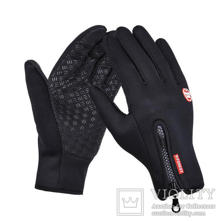 "Перчатки для поиска с технологией ""touch screen"", фото №2"