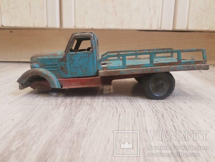 Железный грузовик Зис,КДИ,Днепропетровск, фото №3
