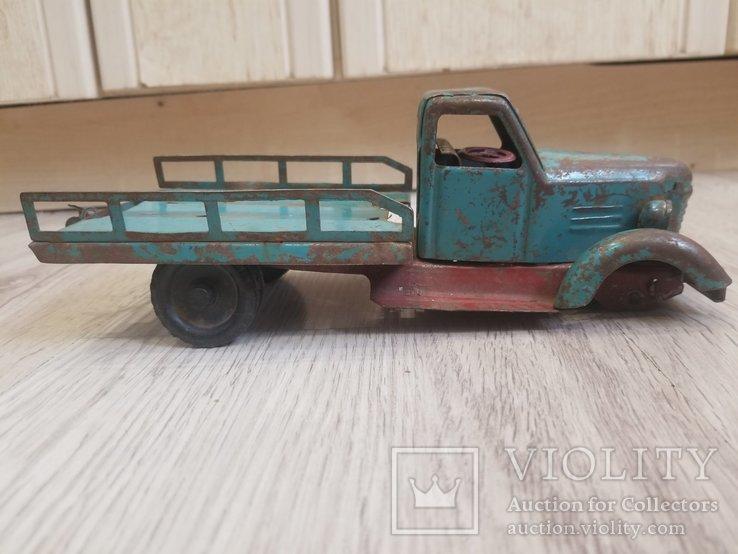 Железный грузовик Зис,КДИ,Днепропетровск, фото №4