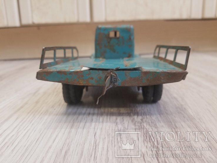 Железный грузовик Зис,КДИ,Днепропетровск, фото №6