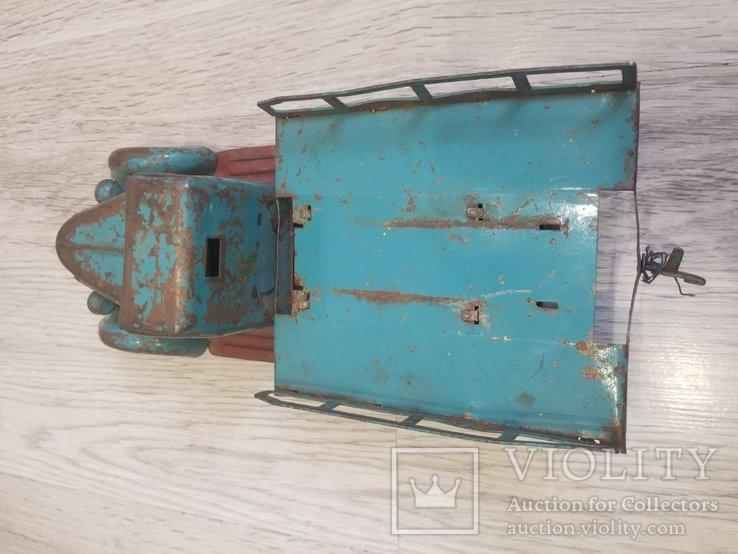Железный грузовик Зис,КДИ,Днепропетровск, фото №7