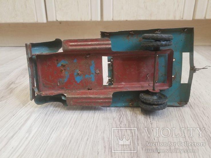 Железный грузовик Зис,КДИ,Днепропетровск, фото №8
