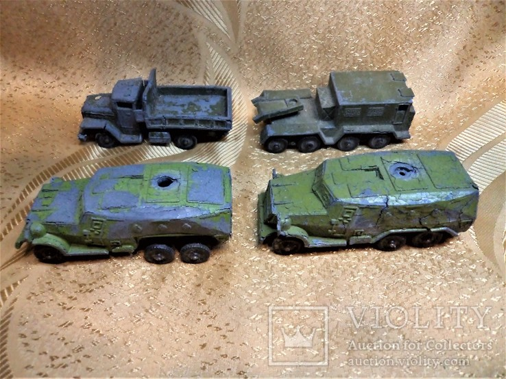 Машинки времен СССР, фото №3