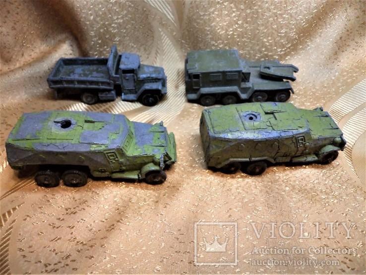 Машинки времен СССР, фото №5