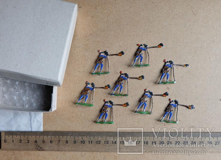 Солдатики оловянные - Германия - мушкетеры 3., фото №2