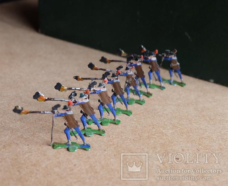 Солдатики оловянные - Германия - мушкетеры 3., фото №6