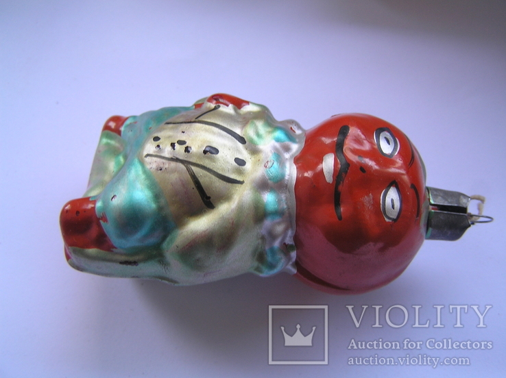 Елочная игрушка Сеньор Помидор, фото №4