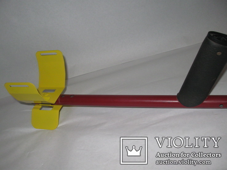 Металлический подлокотник (Garret,X-terra и др.) желтый.Лот номер 2, фото №3