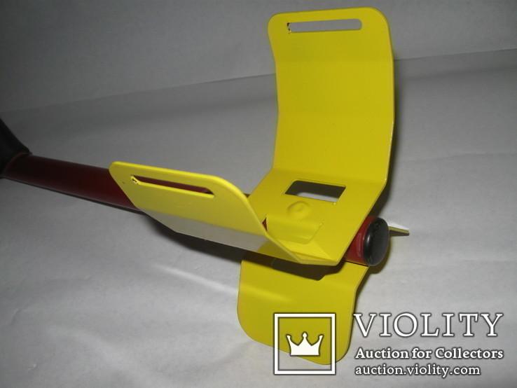 Металлический подлокотник (Garret,X-terra и др.) желтый.Лот номер 2, фото №5