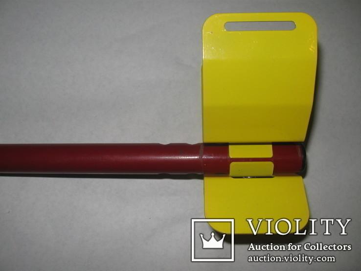 Металлический подлокотник (Garret,X-terra и др.) желтый.Лот номер 2, фото №6