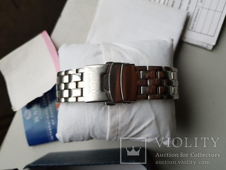 Часы Royal London документы и коробок, фото №9