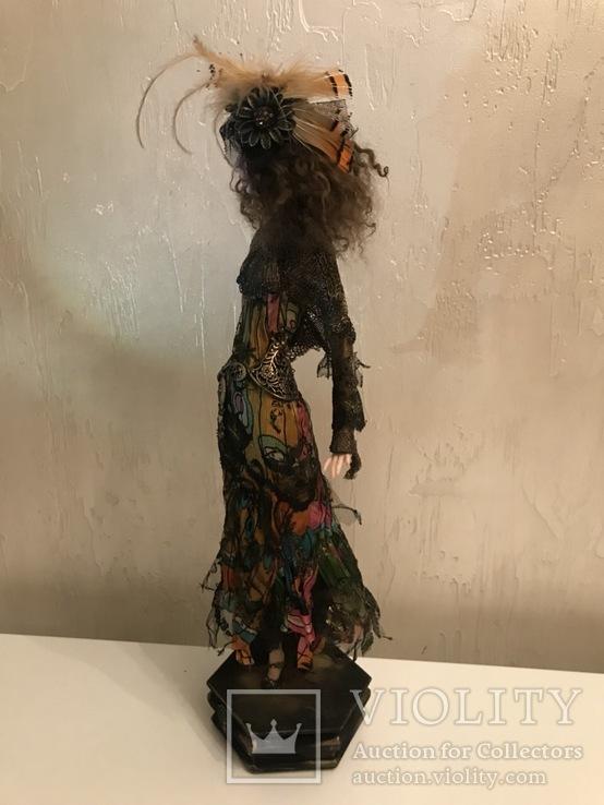 "Коллекционная авторская кукла «BUTTERFLY GIRL"", фото №8"