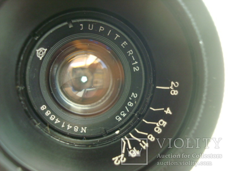 Юпитер 12 байонет, фото №9