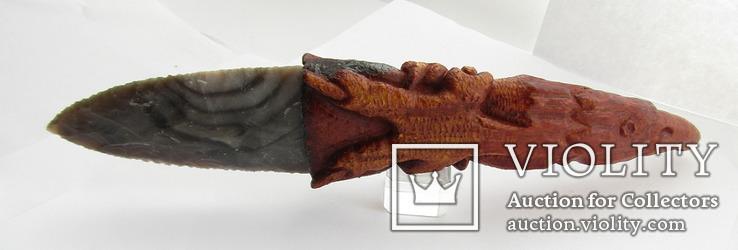 Крем`яний ніж ., фото №5