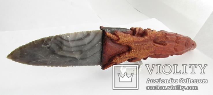 Крем`яний ніж ., фото №7